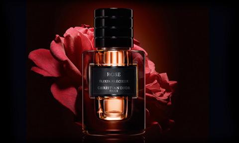 Dior Les Elixirs Précieux Nouveaux Parfums