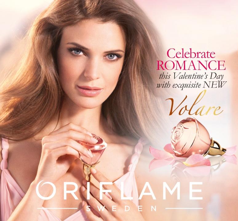 Oriflame Volare Eau De Parfum новые ароматы