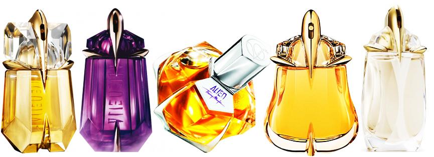 Thierry Mugler Alien Eau Extraordinaire Nouveaux Parfums