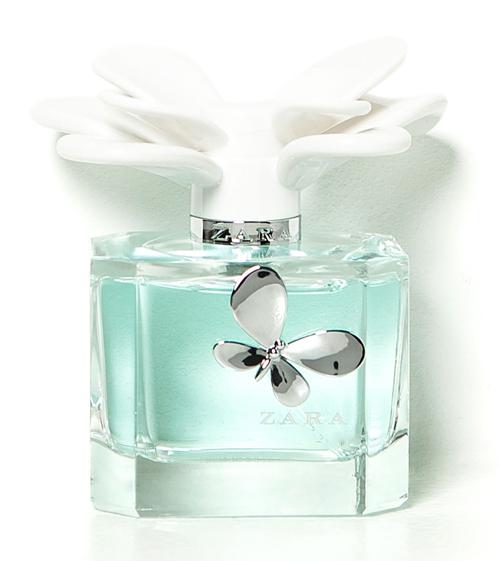 новые ароматы от Zara новые ароматы