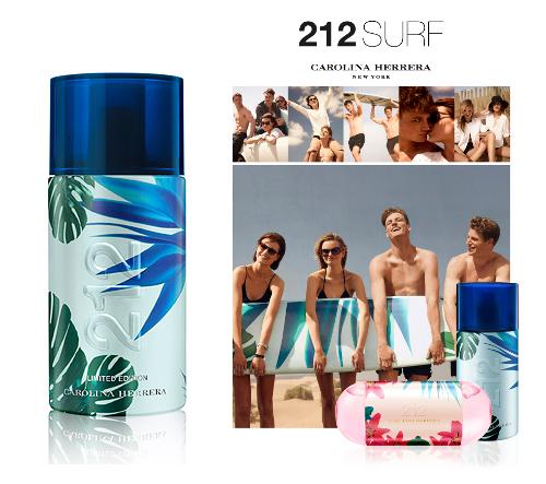 Fragrances Herrera New Collection 212 Carolina Surf ~ lFK1Jc