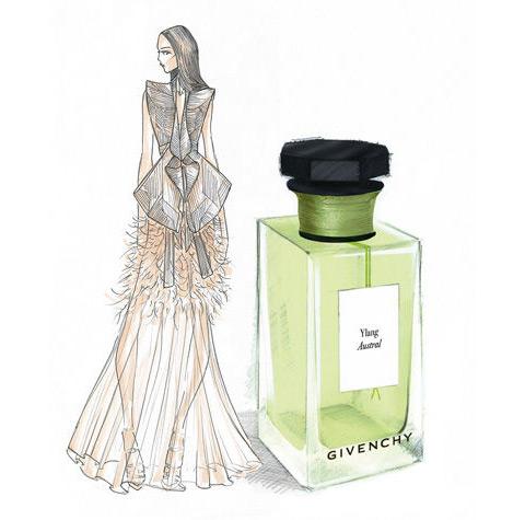 De ~ Parfums Givenchy Nouveaux L'atelier CQsdrth