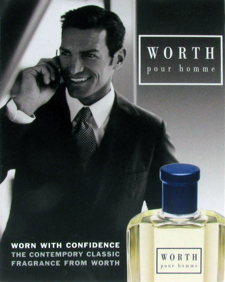 Vintages Pour Worth Pour Homme ~ Worth bfI7Y6gyvm