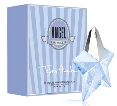 f4d15a9e6 Thierry Mugler Angel Eau Sucree ~ إصدار جديد
