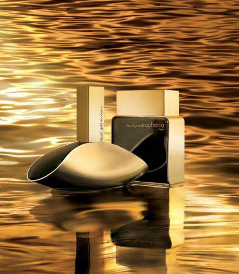 0376aaedf Calvin Klein Liquid Gold Euphoria ~ إصدار جديد