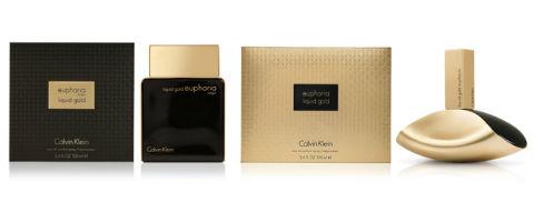 60655b716 Calvin Klein Liquid Gold Euphoria ~ إصدار جديد