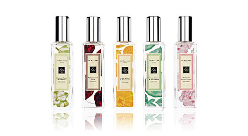 a09e92219229 The collection will offer Jo Malone favorites such as: English Pear &  Freesia, Pomegranate Noir, Lime Basil & Mandarin, Early Grey & Cucumber and  Peony ...