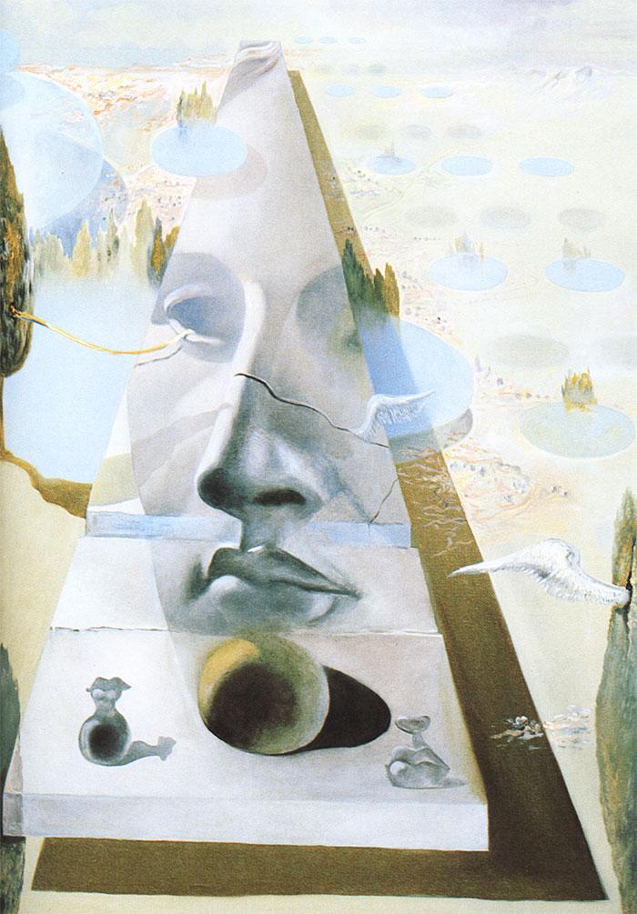 Laguna de Parfums Salvador Dalí (1991) ~ Reseñas Editoriales