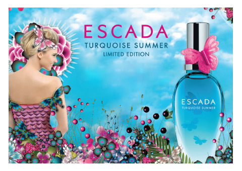 Escada Turquoise Summer New Fragrances