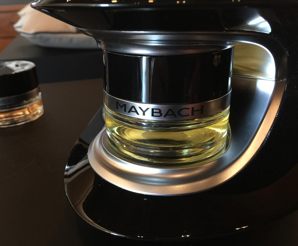 Mercedes Maybach Agarwood Auto Interieur Parfum Evenementen