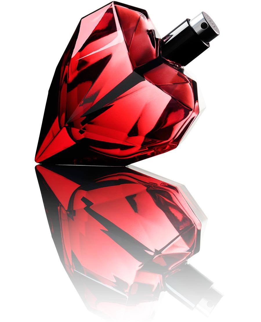 Diesel Loverdose Red Kiss New Fragrances