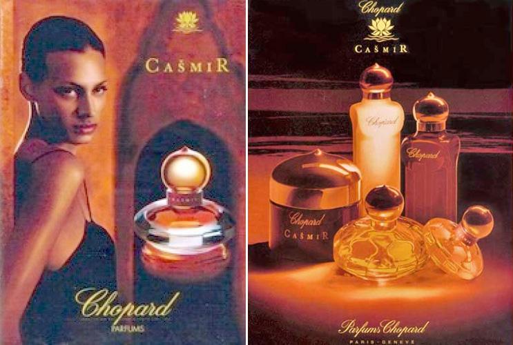 Casmir di Chopard (1992) ~ Recensioni di Profumi Economici