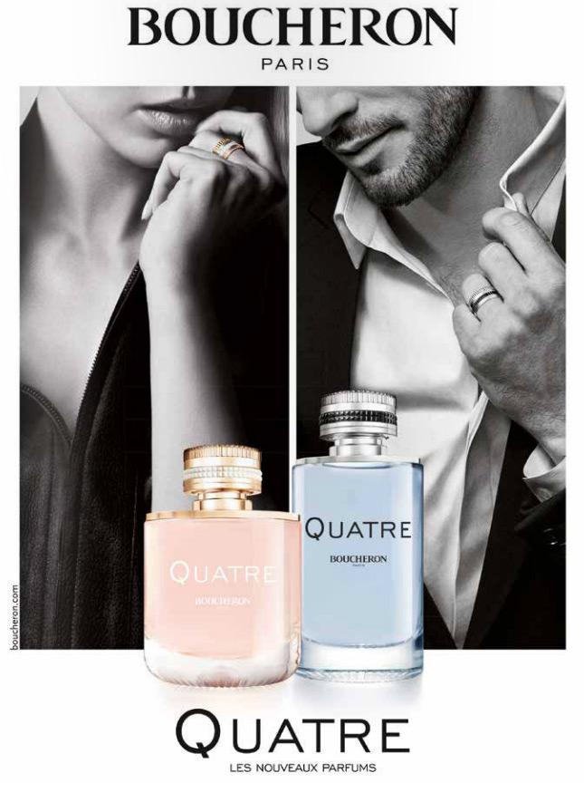 Quatre ~ Boucheron Fragrances Pour Homme And New LVpUzqMSG