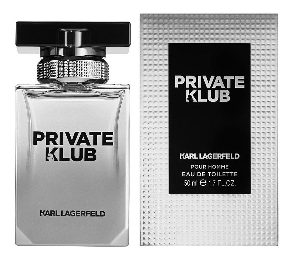 Lagerfeld ~ Klub Parfums Private Karl Nouveaux RLA435j