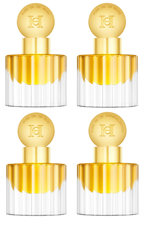 Carolina Herrera Confidential Collection Pure Oil Collection New