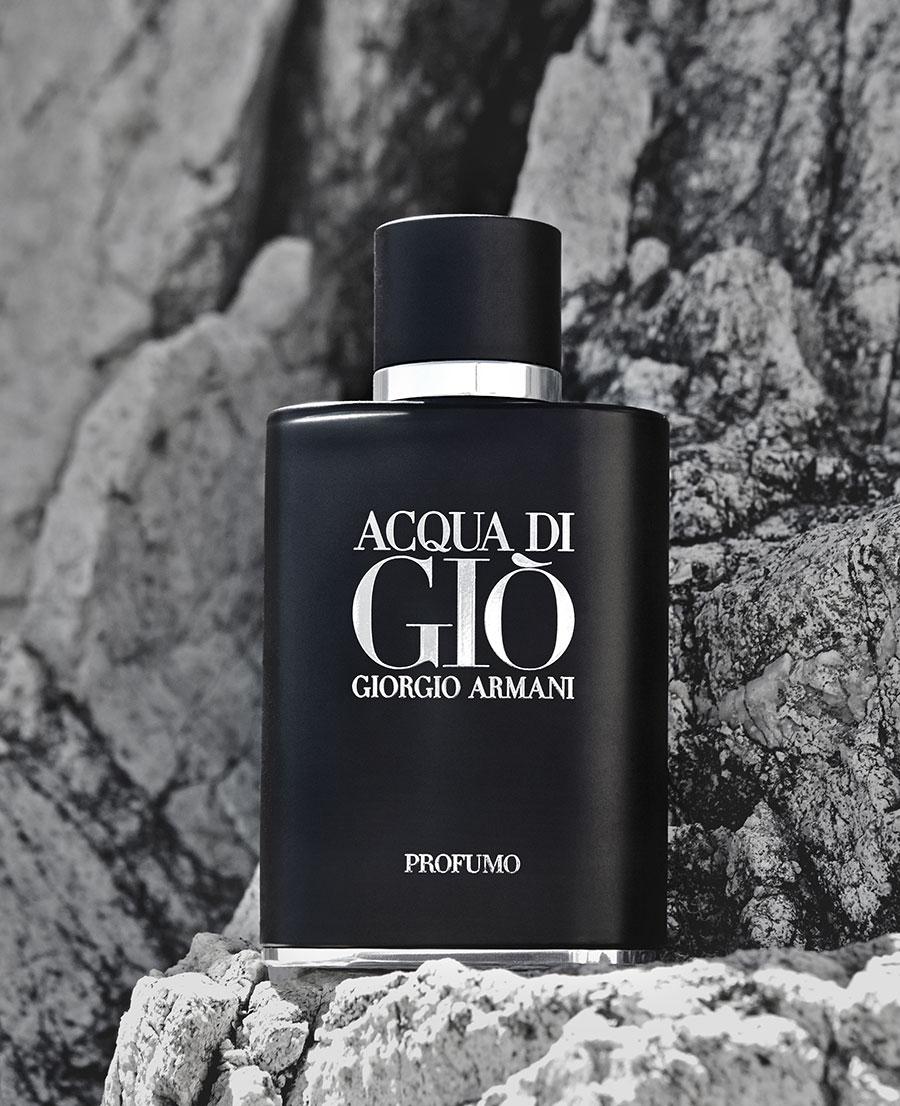 New Acqua Di Gio Profumo от Giorgio Armani новые ароматы