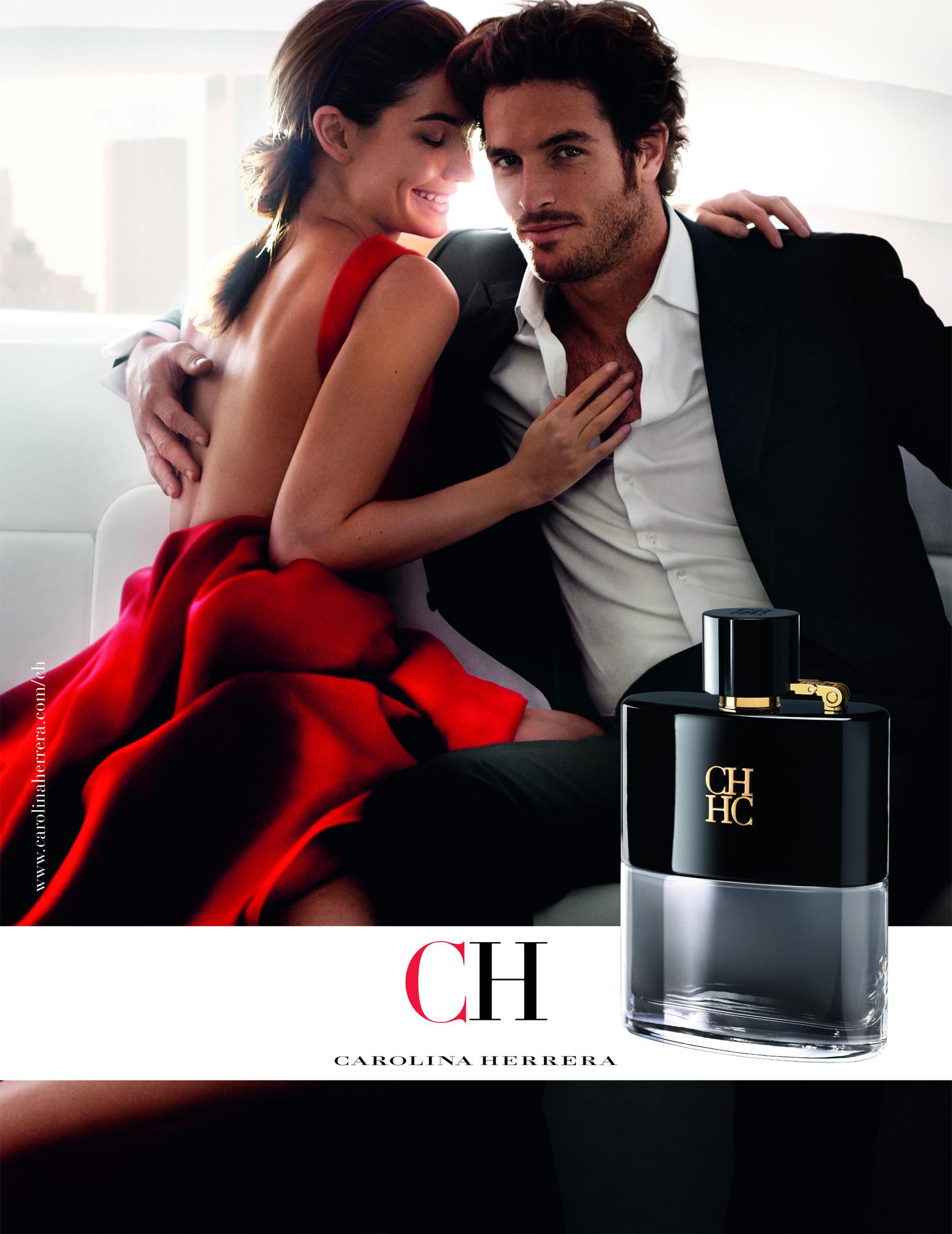 Carolina Herrera Ch And Ch Men Prive New Fragrances