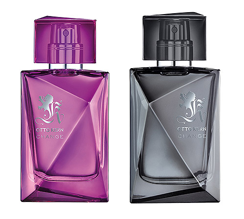 Otto Kern Change ~ New Fragrances
