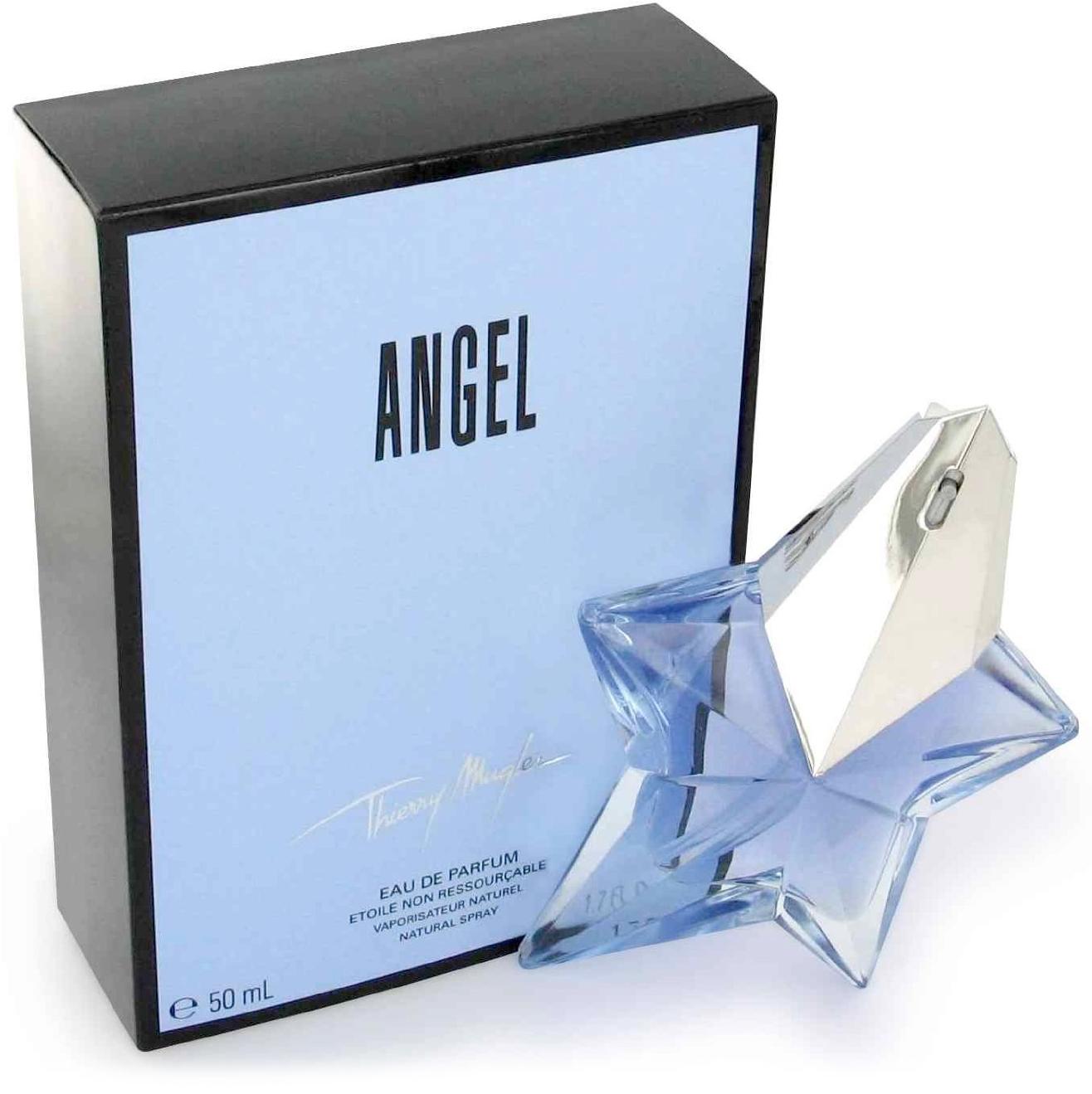 Serie Gender Bender: Angel de Thierry Mugler (1992
