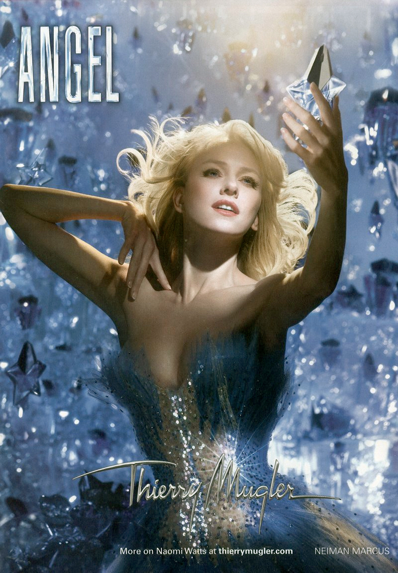 Gender Bender Angel By Thierry Mugler 1992 Fragrance Reviews