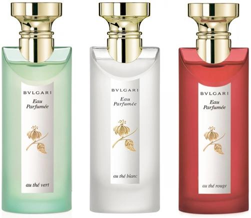 Bulgari Eau Parfumée Au Thé Bleu Fragrance Reviews