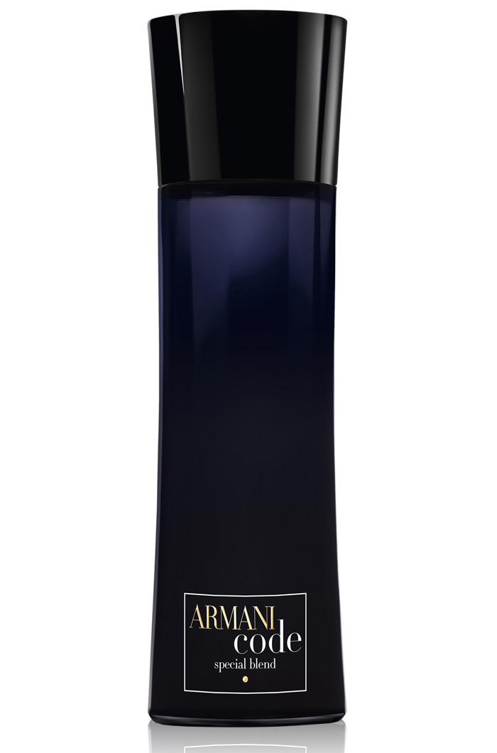 Armani Code Special Blend New Fragrances