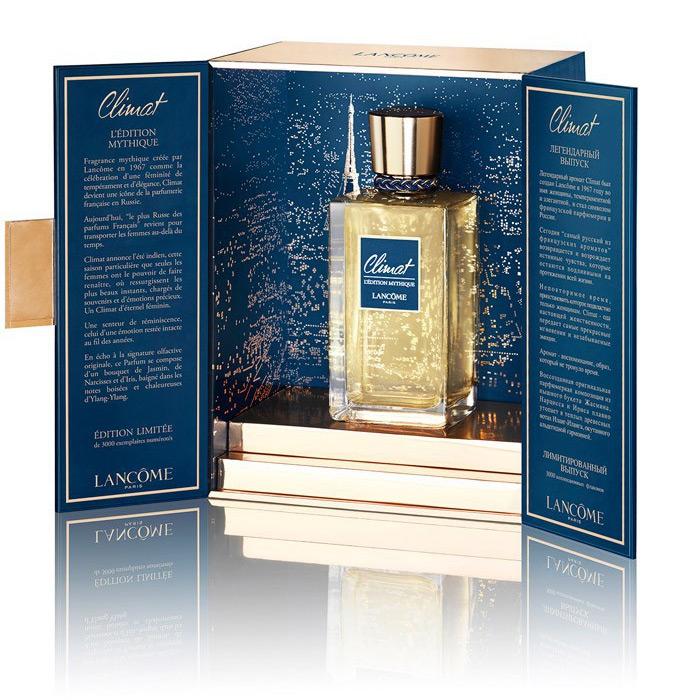 Mythique L'edition Lancome ~ Nouveaux Parfums Climat g7yY6bf