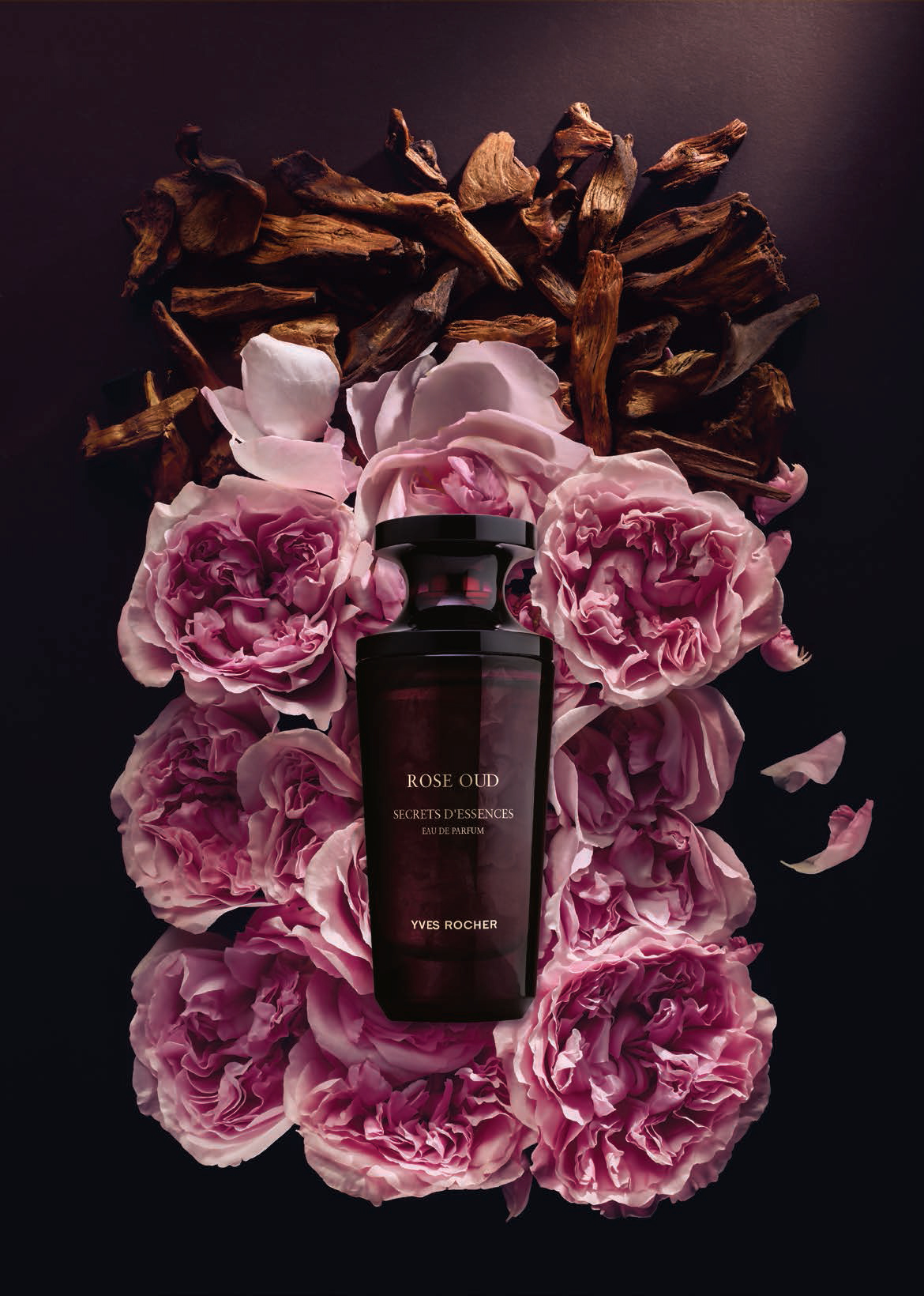 Secret Rose Yves Oud Rocher ~ D'essences Nouveaux Parfums UqzVSMpG