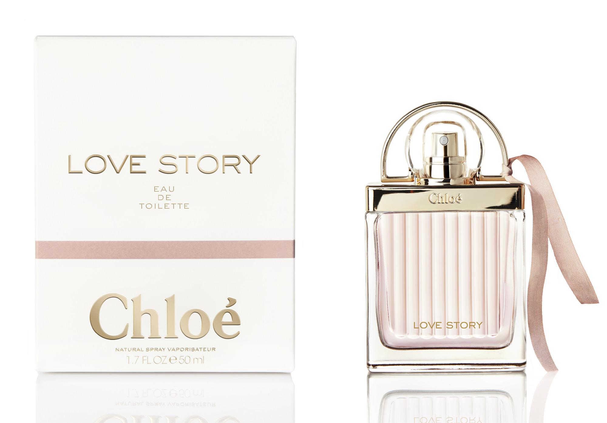 Chloe Love Story Eau De Toilette Nouveaux Parfums