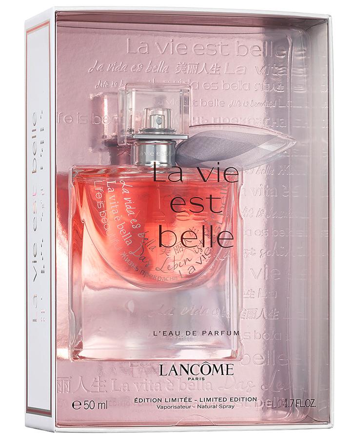 89d33b7ac2 Edições Especiais LANCOME La Vie Est Belle ~ Novas fragrâncias