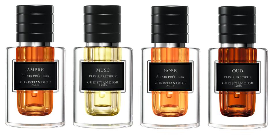 828e0b87d دار Parfums Christian Dior تضيف أربعة من العطور الجديده الي مجموعه La  Collection Privée لإستكمال المجموعه : Rose, Ambre, Oud و Musc.