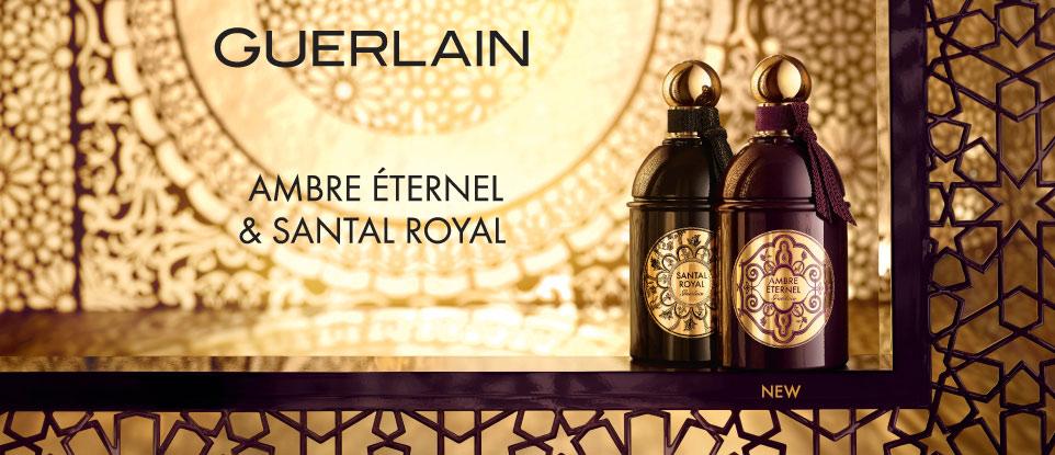 Eternel Nouveaux Parfums Ambre ~ Guerlain PiOXuTwkZ