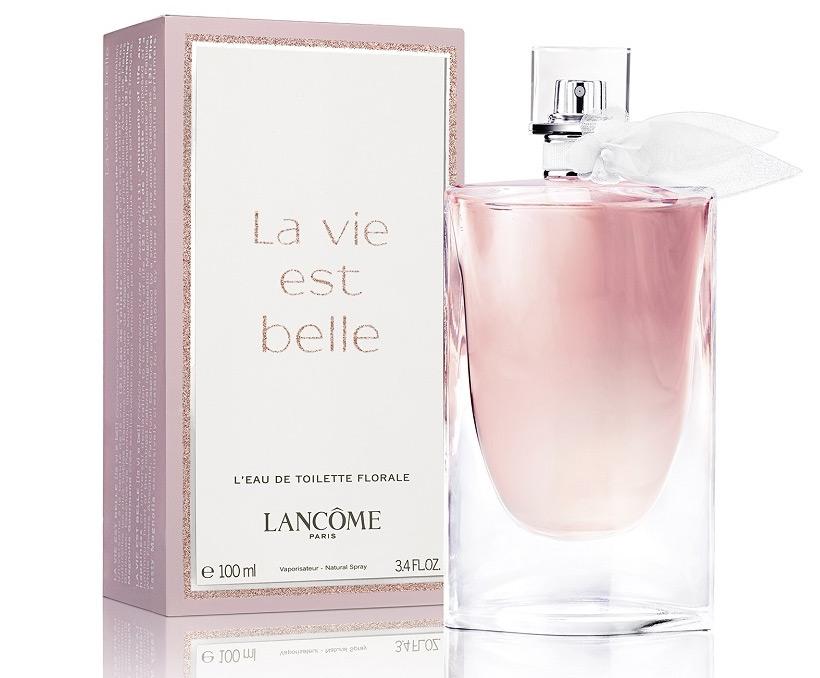 Belle L'eau Lancome Nouveaux Vie Est Florale Toilette ~ Parfums La De cAL3jq5S4R