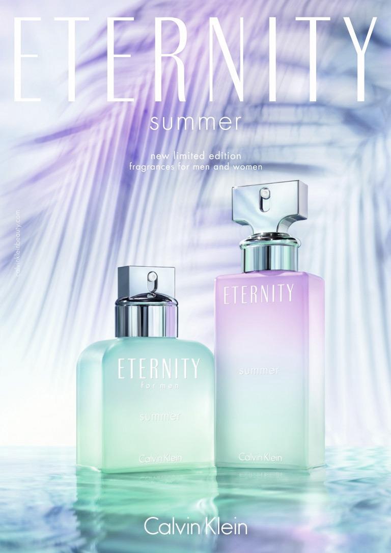 1c3f7560f Calvin Klein Eternity Summer 2016 ~ إصدار جديد