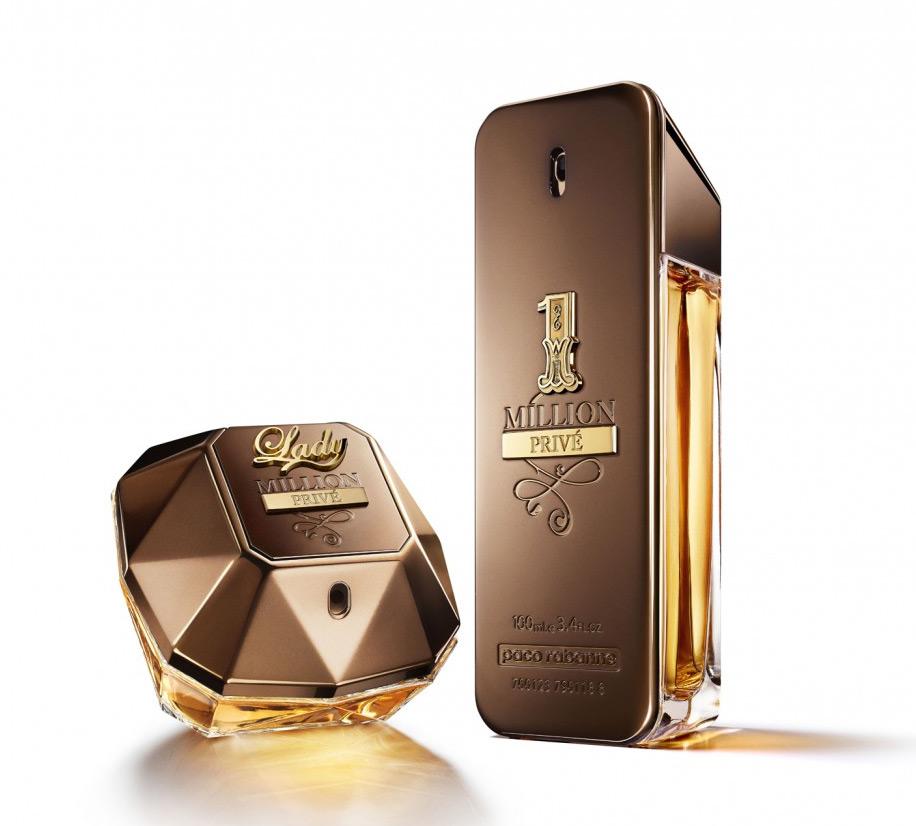 Paco Rabanne 1 Million Privé And Lady Million Privé New Fragrances