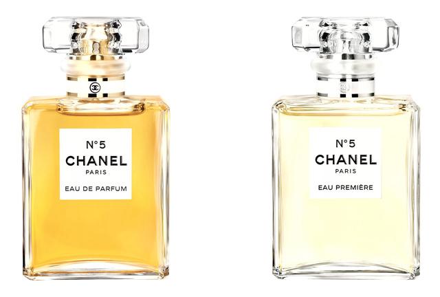 Chanel N5 Leau New Fragrances