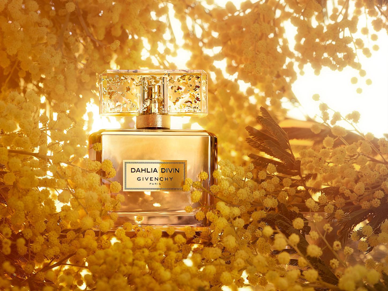 ~ Divin Le New Givenchy Fragrances Nectar Dahlia Parfum De nkw08PO