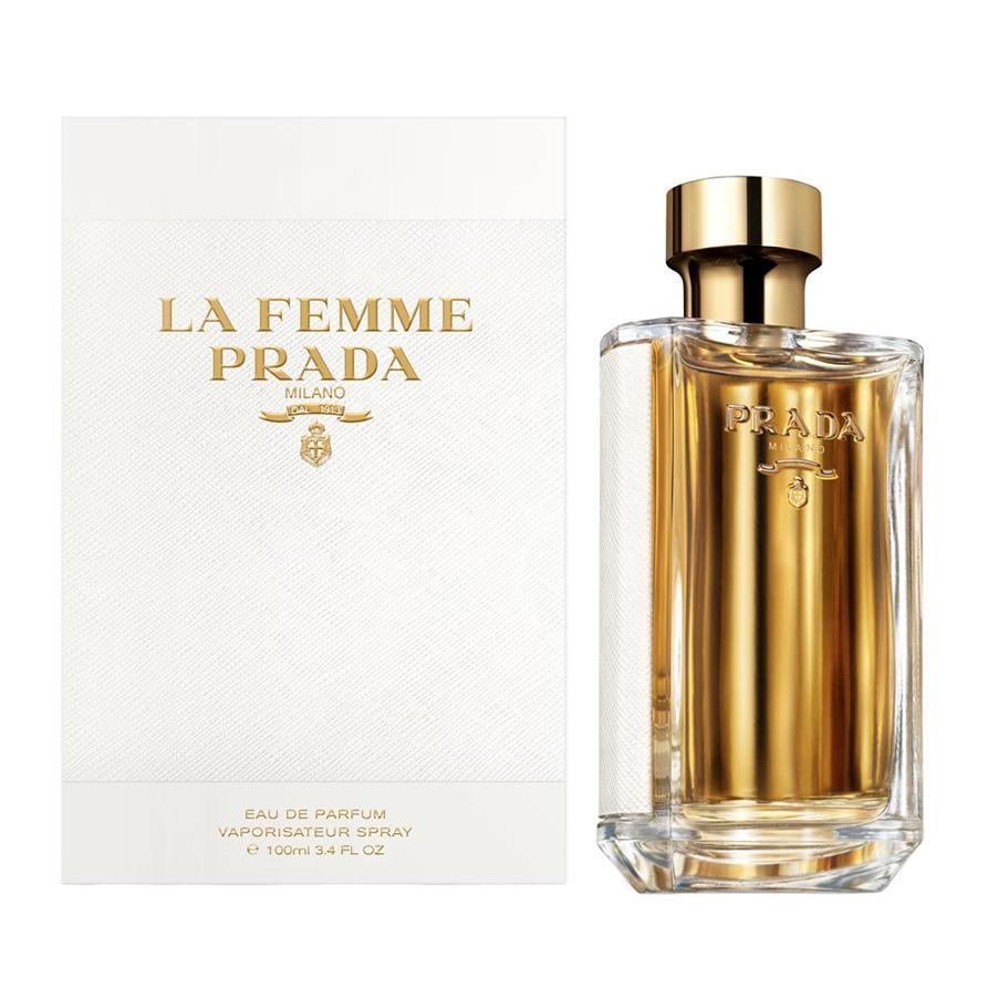 La Femme Prada And Lhomme Prada New Fragrances