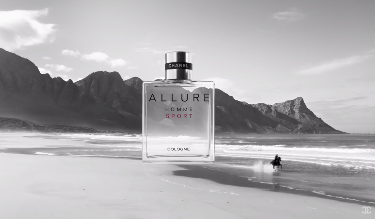 538e67ce Chanel Allure Homme Sport Cologne - Advertising Campaign by Jacob ...