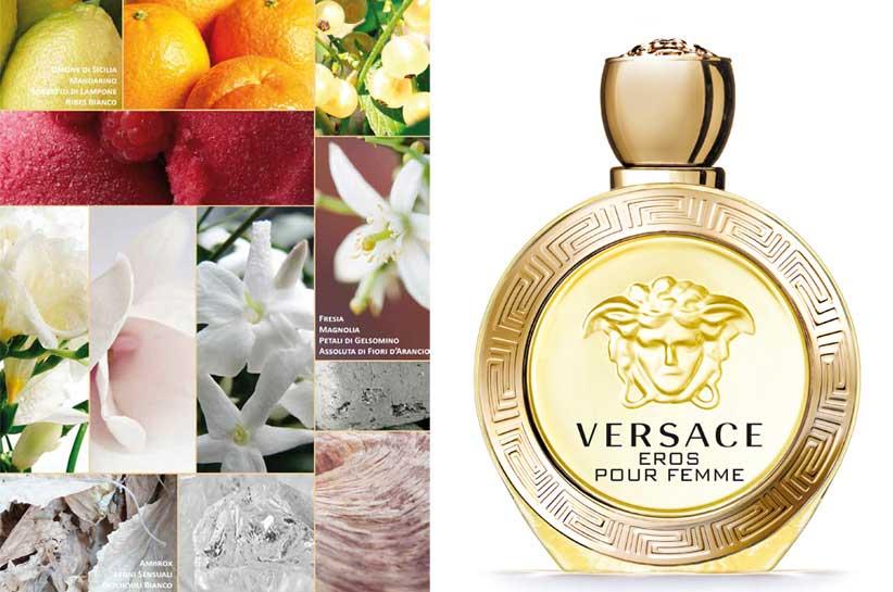 10a5aa225 Versace Eros العطر الجديد للنساء ~ إصدار جديد