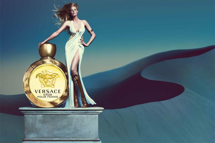 Versace Eros Pour Femme Eau De Toilette New Fragrances