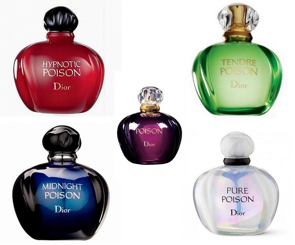 Original Vs Flanker Diors Poison Tendre Poison Hypnotic Poison