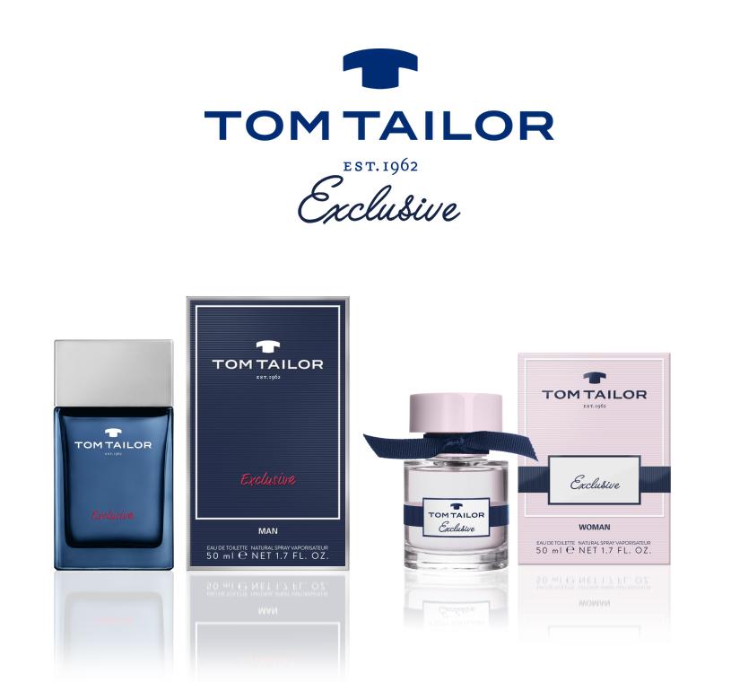 toller Rabatt für am besten bewerteten neuesten großer Rabattverkauf Tom Tailor Exclusive Woman, Tom Tailor Exclusive Man ~ New ...