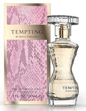 Tempting by Sofia Vergara ~ Nuevas Fragancias