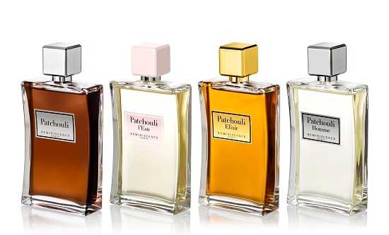 Patchouli N' Roses de Reminiscence ~ Nuevas Fragancias