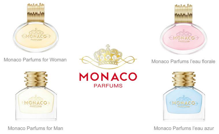 Monaco Parfums Leau Florale и Leau Azur новые ароматы