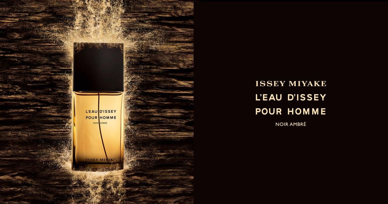 ad944c2bcb Issey Miyake L'Eau d'Issey Pour Homme Noir Ambre ~ New Fragrances