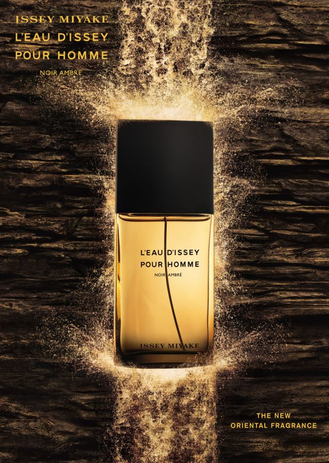 ff7c7ca682 The antecedent to Noir was introduced in 2010 as L'Eau D'Issey Pour Homme  Noir Absolu, part of a pair that included a women's fragrance.