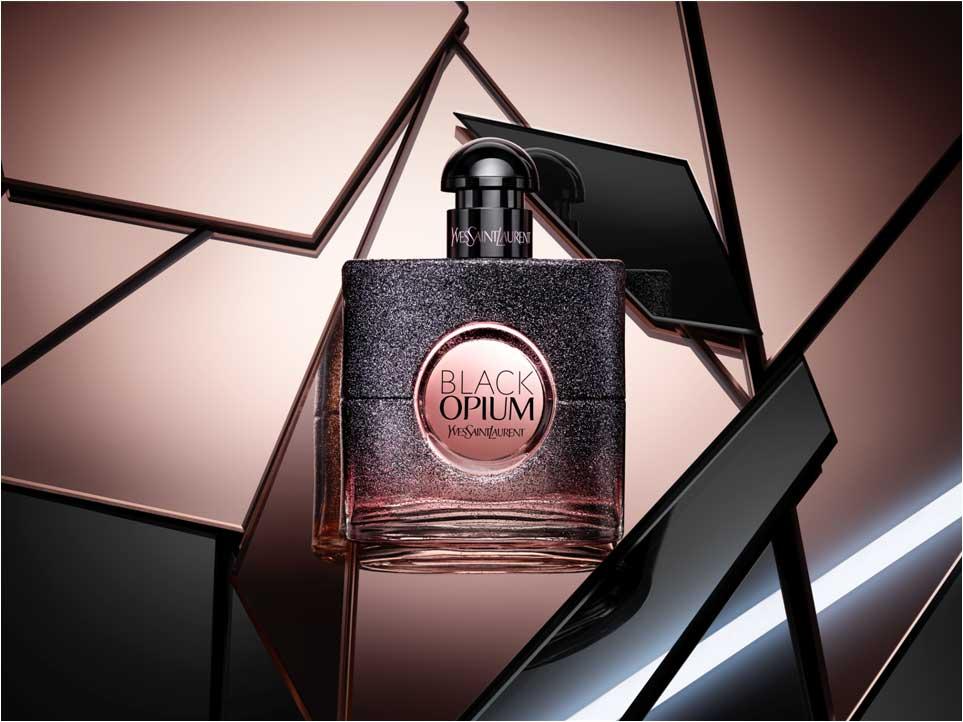 Yves Saint Laurent Black Opium Floral Shock New Fragrances