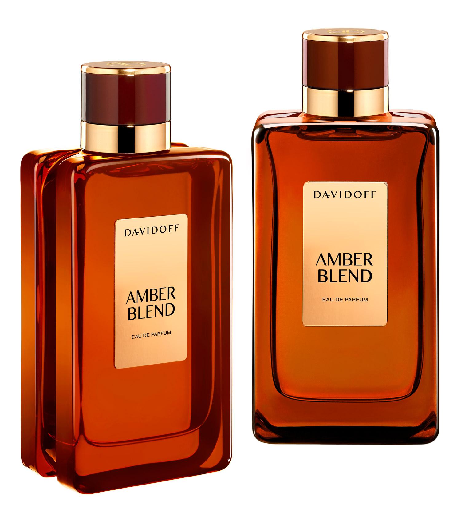 e89640355bd9 Davidoff Blend Collection  Amber Blend ~ Novas fragrâncias